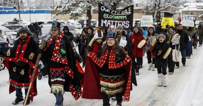 In Support of Wet'suwet'en image