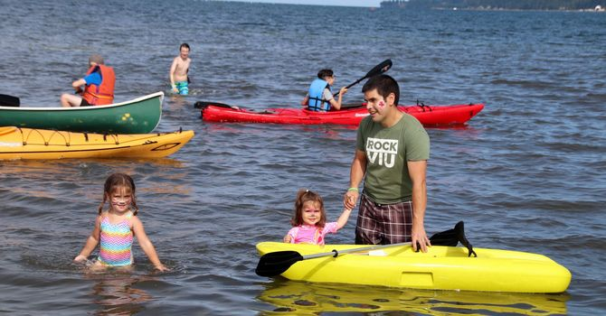 CONNECTIONS FAMILY CAMP