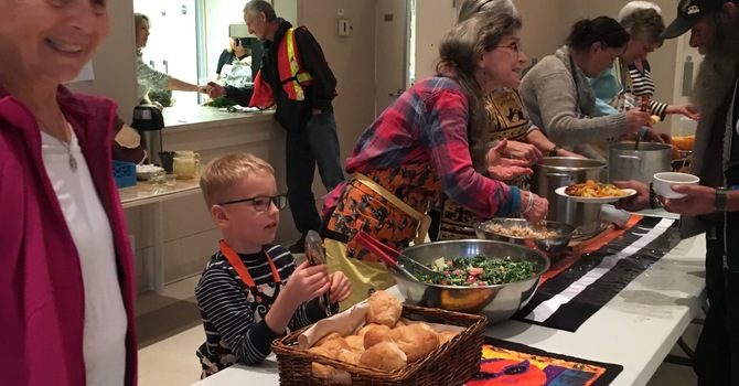 Thursday Community Meal