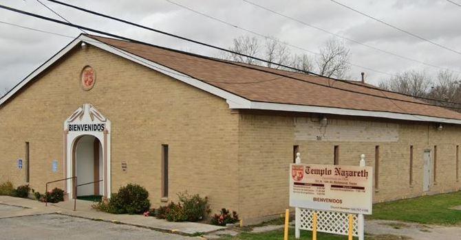 Templo Nazareth Asambleas de Dios