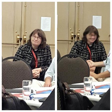 Archdeacon Lynne McNaughton Elected Deputy Prolocutor