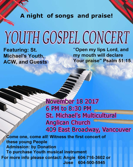 Youth Gospel Concert