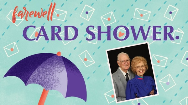 Card Shower for Dickey & Donna Baltz