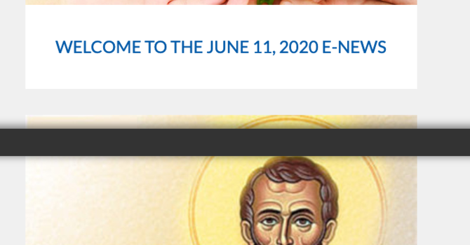 Link to June 11 Diocesan E-News image