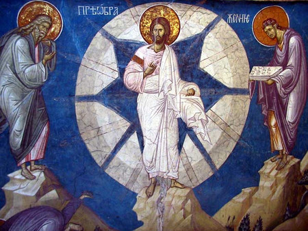The Transfiguration of Our Lord