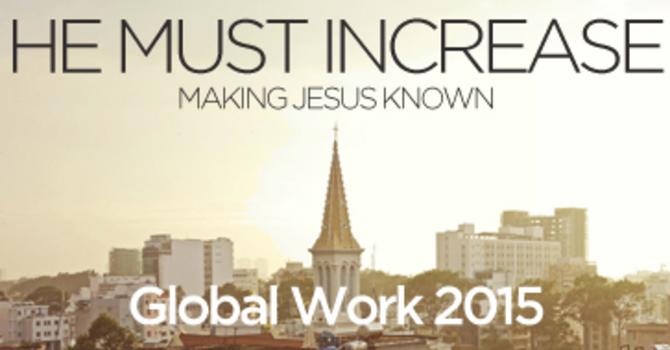 Global Work Sunday -  Pt. 2