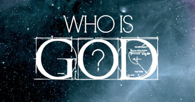 Who is God? image