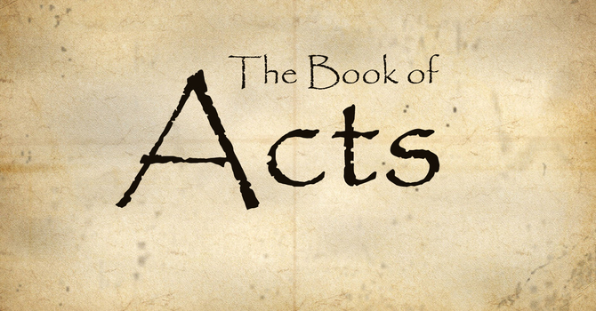 Acts 8: 1-8