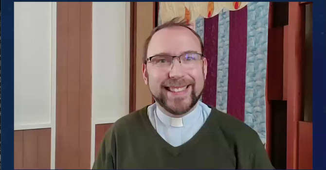 Advent Reflections from the Regional Dean of Palliser  image