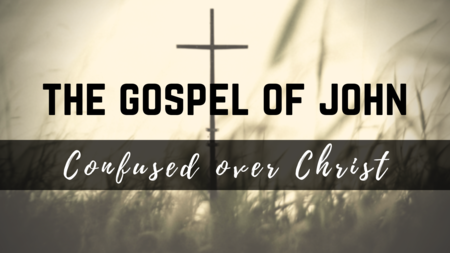 Confused Over Christ (John 7-11)