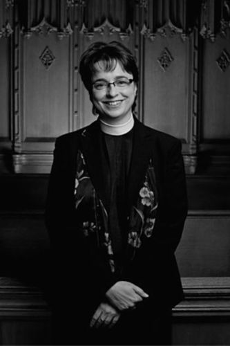 The Reverend Canon Catherine Ascah