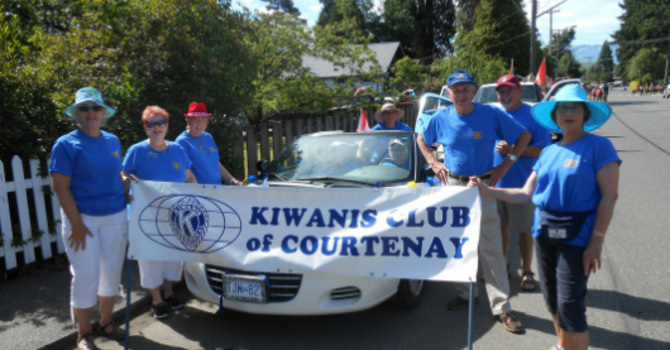 KIWANIS Donation for Healthy Families  image