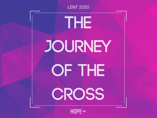The Journey to the Cross