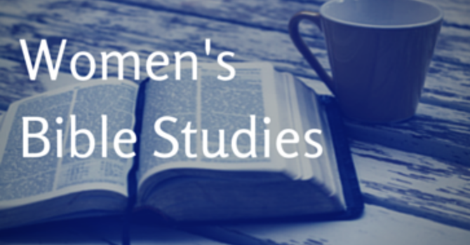Ladies Bible Studies