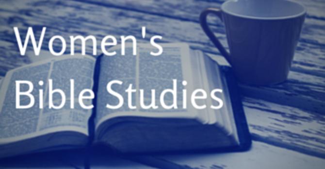 Ladies Bible Studies
