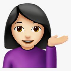 38 382648 girl emoji iphone iphoneemoji emoticon girl emoji hd