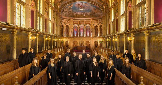The Choir of Royal Holloway, University of London    April 11, 2018 image