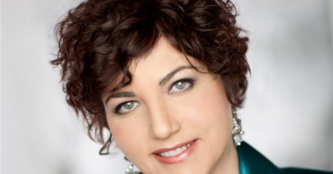 Fabiana Katz, mezzo soprano & Stephen Smith, piano   October 29, 2017 image