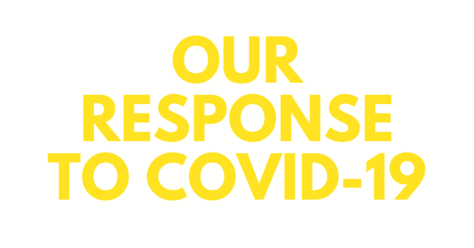 Our COVID-19 Response image