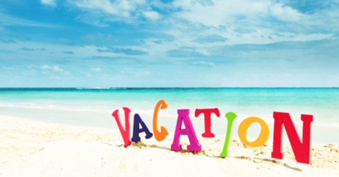 10 Things I (Re)Learned On Vacation (2018) image
