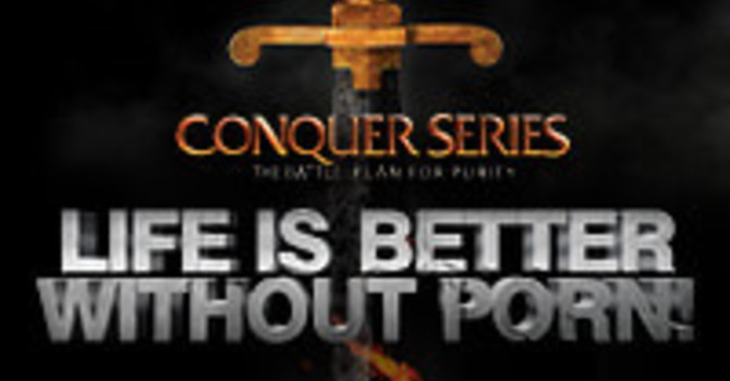 Conquer Series Postponed image