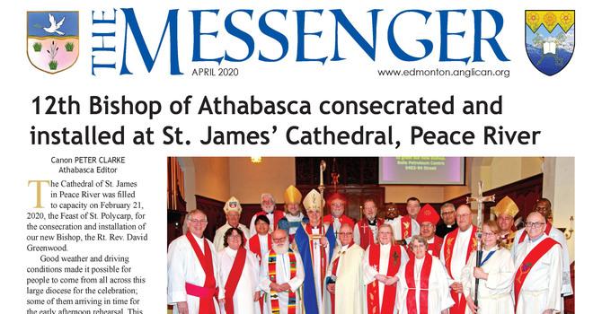 The Messenger April, 2020 image