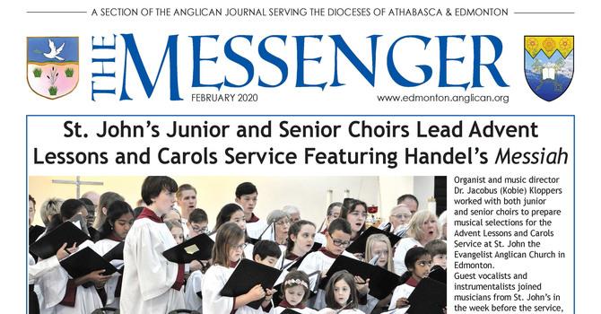 The Messenger February, 2020 image