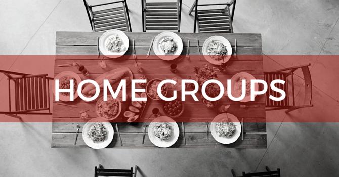 St. Thomas Mission Homegroups
