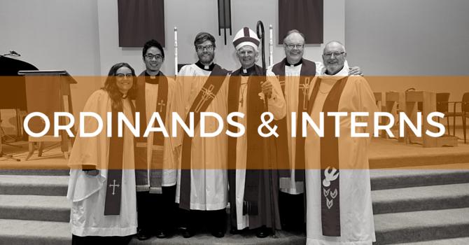 Ordinands & Interns