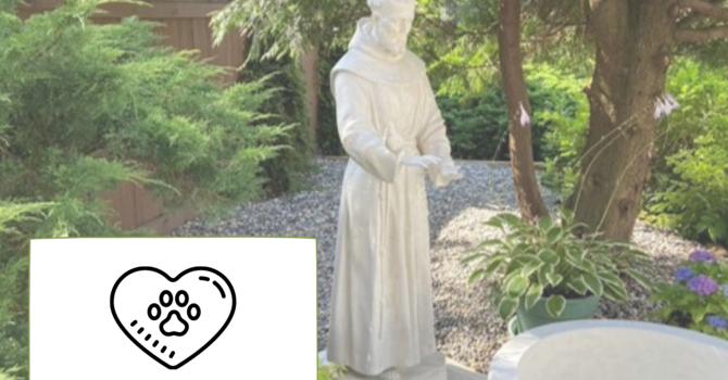 St Stephen's Pet Memorial Garden