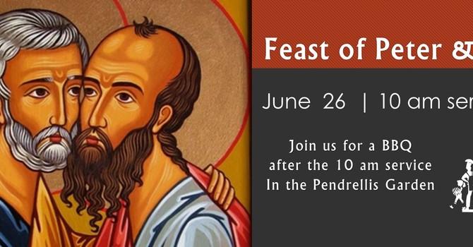 Feast of Saints Peter & Paul