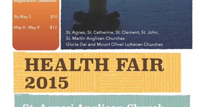 Health Fair 2015 image