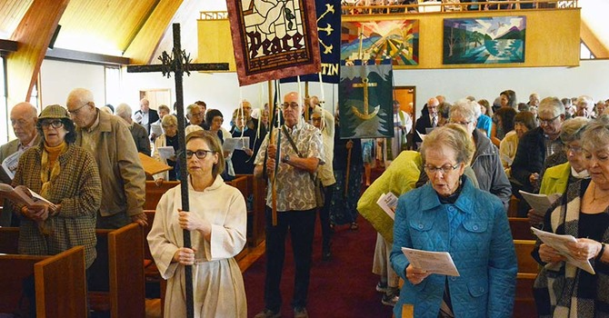 Holy and Sacred – The Annual North Vancouver Regional Eucharist