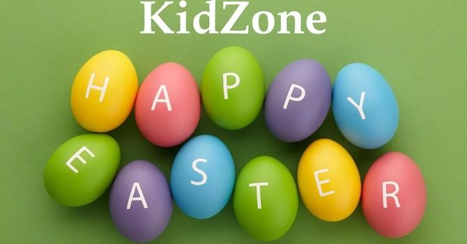 KidZone Easter