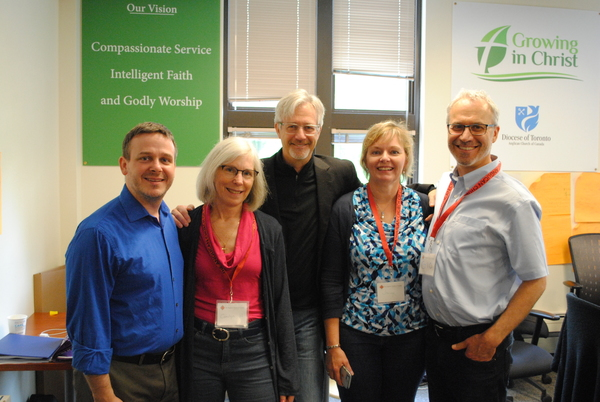 Anglican Health Care Chaplains Gathering