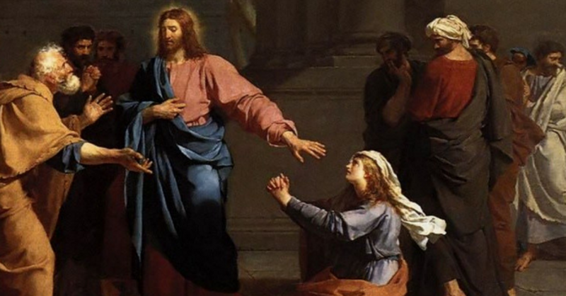 From Where Does My Help Come? — Lent 2