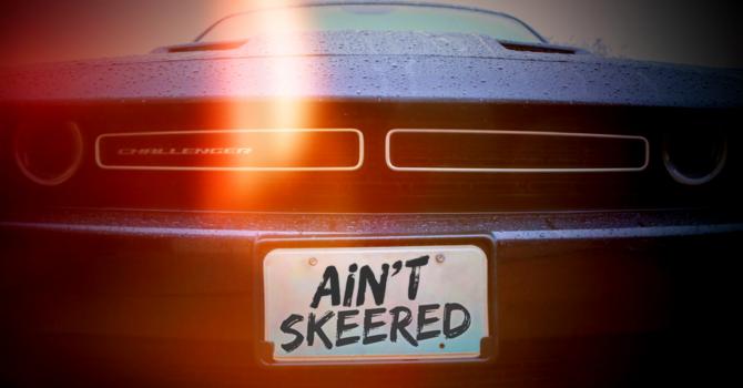 Ain't Skeered: An End Times Series