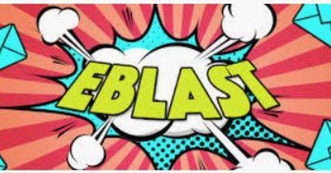 Weekly eBlast image