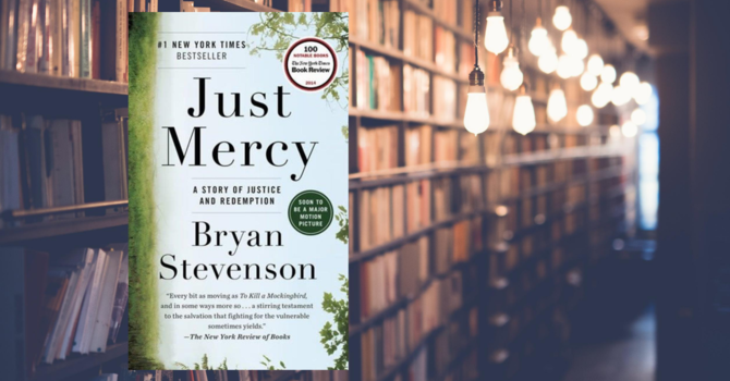 """Thoughtful Thursday   """"Just Mercy"""" by Bryan Stevenson image"""