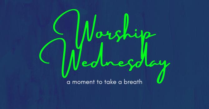 Worship Wednesday   An Alliance Prayer image