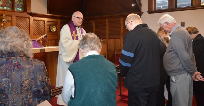 Commissioning of newly elected Parish Council image