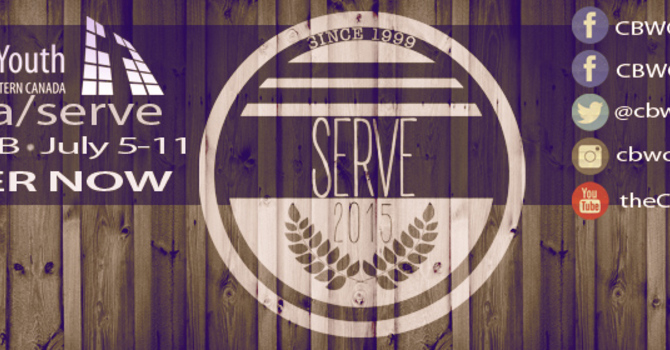 SERVE 2015 - High River image