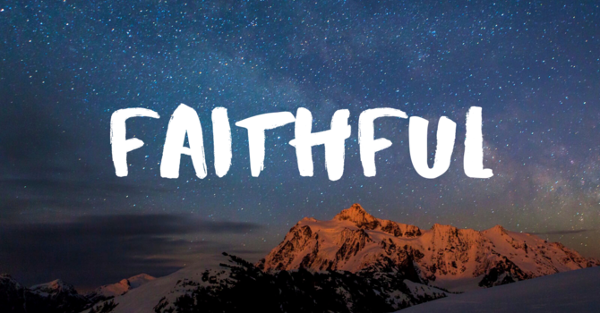Faithful in the Midst of Pressure