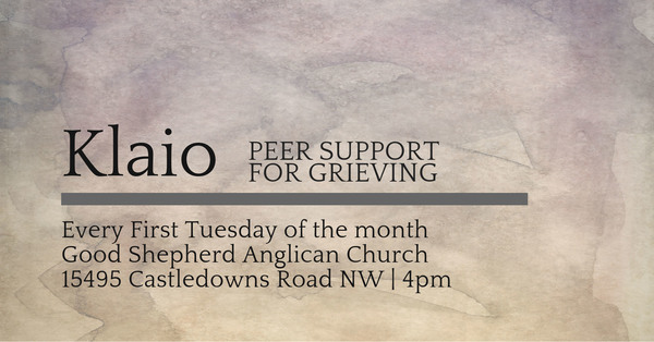 Klaio Peer Support  for Grieving