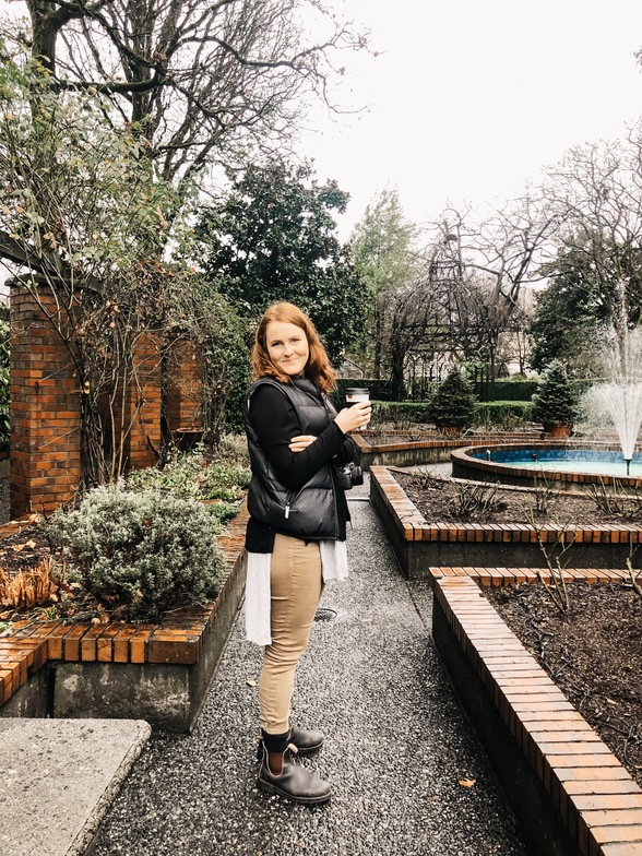 With Gratitude - Cassie Heavenor | Missions and Outreach
