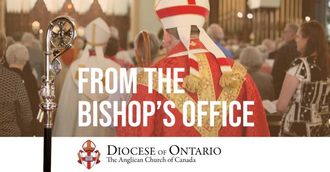 Bishop Michael Oulton on Pastoral Guidelines for Same Sex Marriage  image