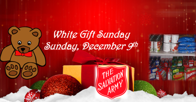 White Gift's Sunday image