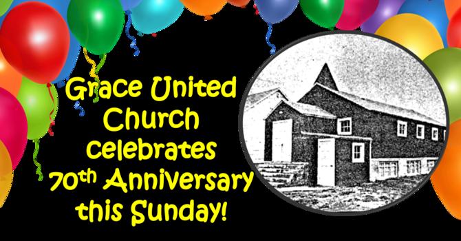 Anniversary Sunday image