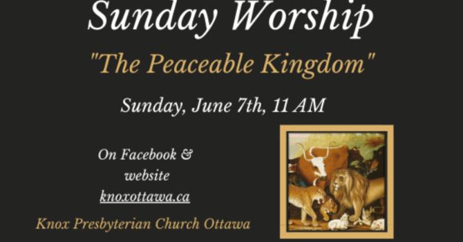 The Peaceable Kingdom