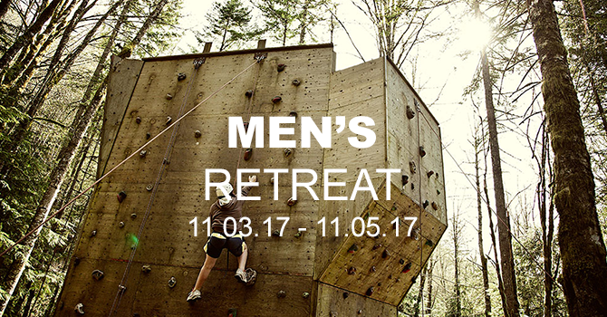 2017 Men's Retreat image